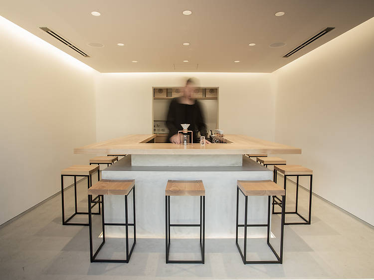 Best design cafés in Tokyo