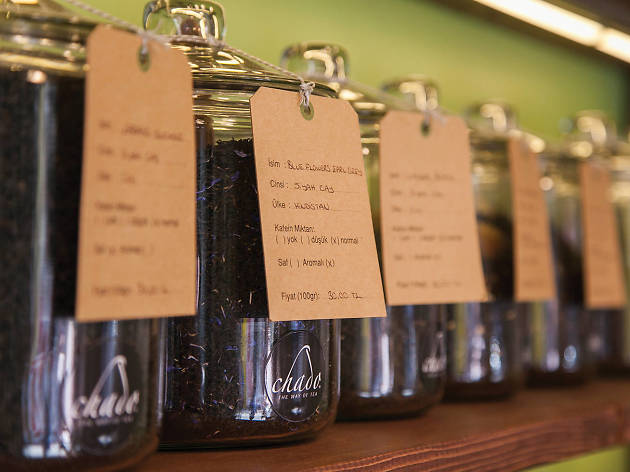 Chado Tea Shop