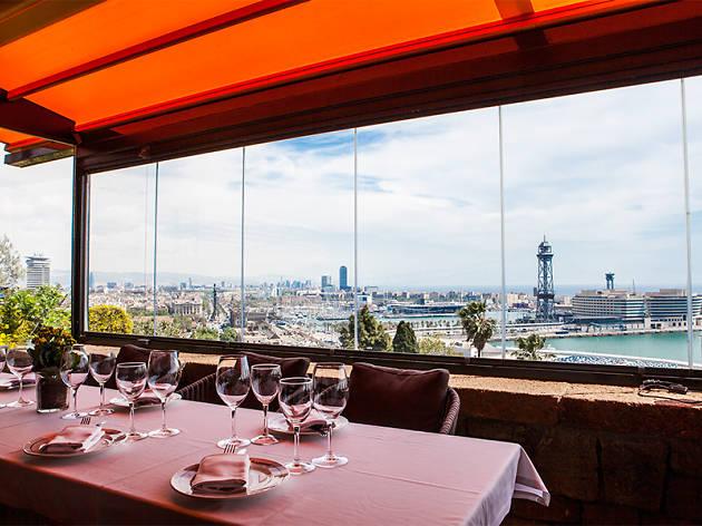 Restaurantes De Barcelona Con Vistas
