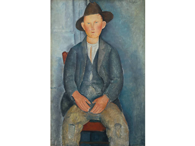 Modigliani review