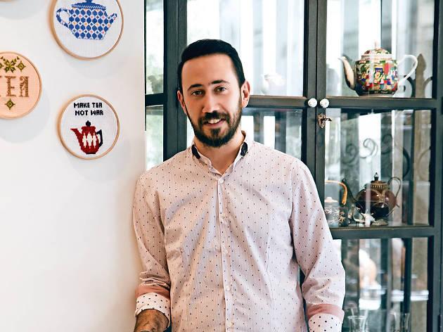 Dem Karaköy kurucu ortağı ve Ronnefeldt çaylarının distribütörü Camellia Gıda'nın sahibi