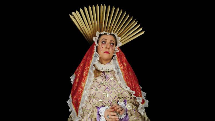 Santa Rita Bendita Ana Francis Mor