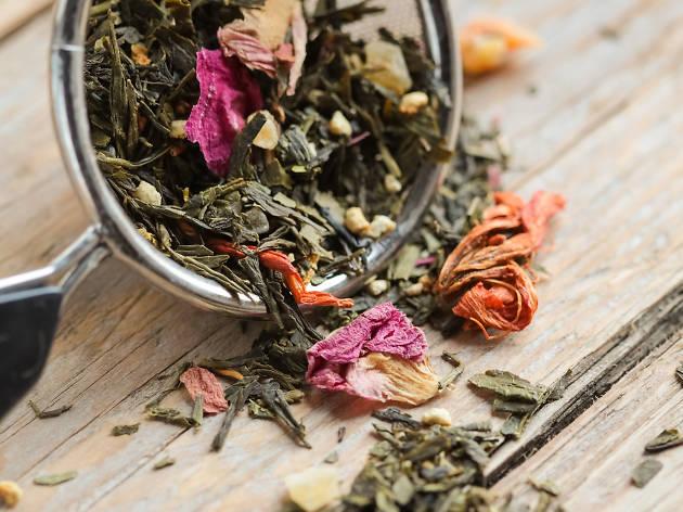 Petit guide du thé à Paris