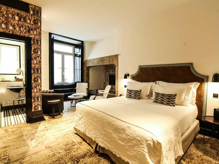 Os melhores hotéis românticos em Lisboa