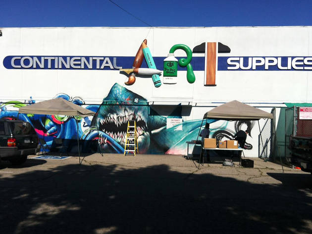 Continental Art Supplies