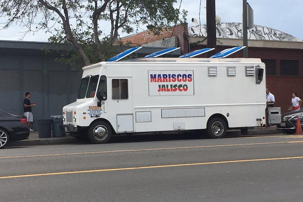 Mariscos Jalisco in Los Angeles, CA