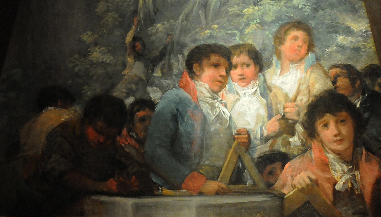 Francisco de Goya, único y eterno