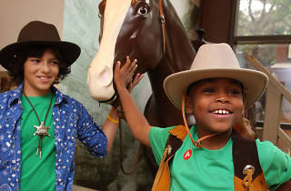 Autry Explorers: A Winter's Day on the Autry Rancho