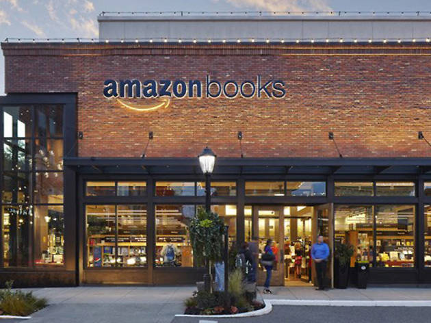An Amazon Bookstore is opening in Manhattan this year