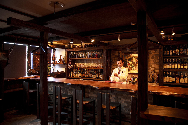 Five fine yakushu bars in Tokyo