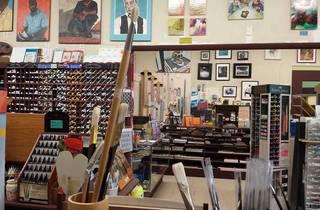 Carter Sexton Artist's Materials