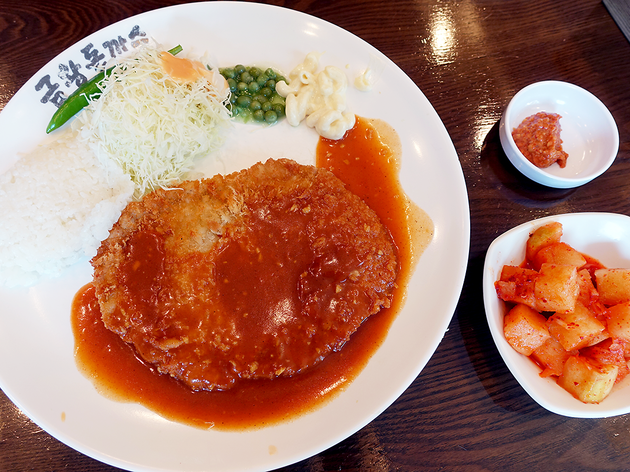 Seoul's Korean style pork cutlet joints worth travelling for