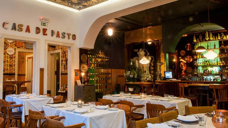 Casa de Pasto - Sala de Jantar