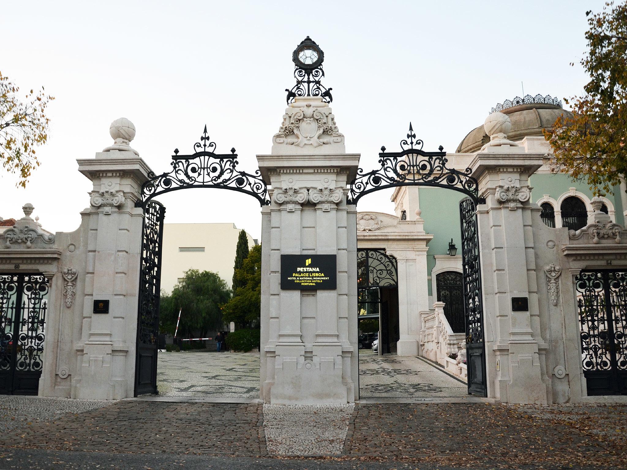 <p>Pestana Palace Lisboa</p>