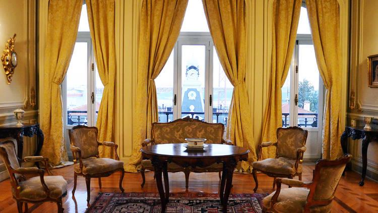 Pestana Palace Lisboa (Fotografia: Matilde Cunha Vaz)
