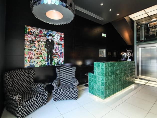 Internacional Design Hotel (©Time Out Lisboa)