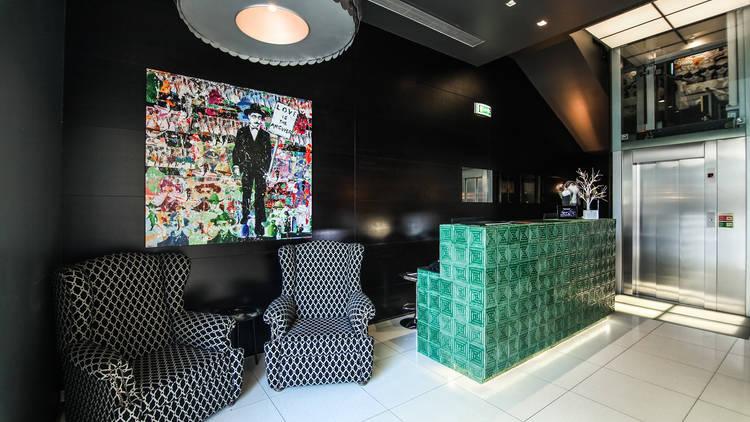 Internacional Design Hotel (©Time Out Lisboa)