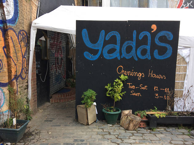best cheap eats in london, yada's
