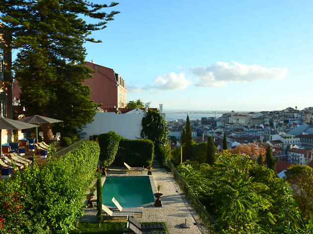 The best romantic hotels in Lisbon