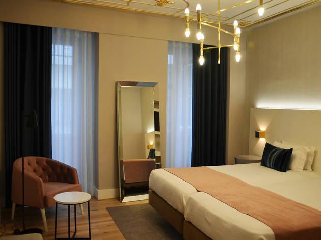 Hotel Borges Chiado (Fotografia: Matilde Cunha Vaz)
