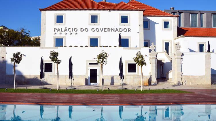 Palacio do Governador (Fotografia: Matilde Cunha Vaz)