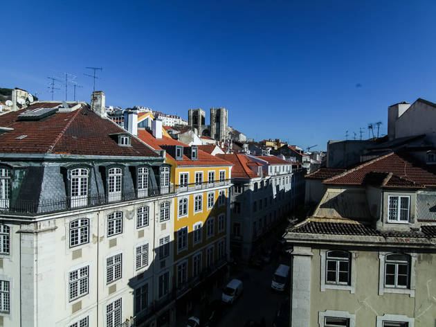 TURIM Terreiro do Paço Hotel (©Time Out Lisboa)