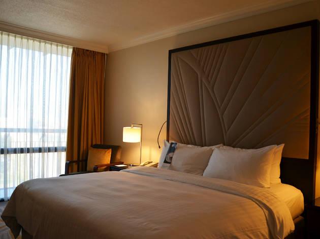 Lisbon Marriott Hotel (Fotografia: Matilde Cunha Vaz)