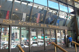 Funding for the new Port Authority bus station is now approved