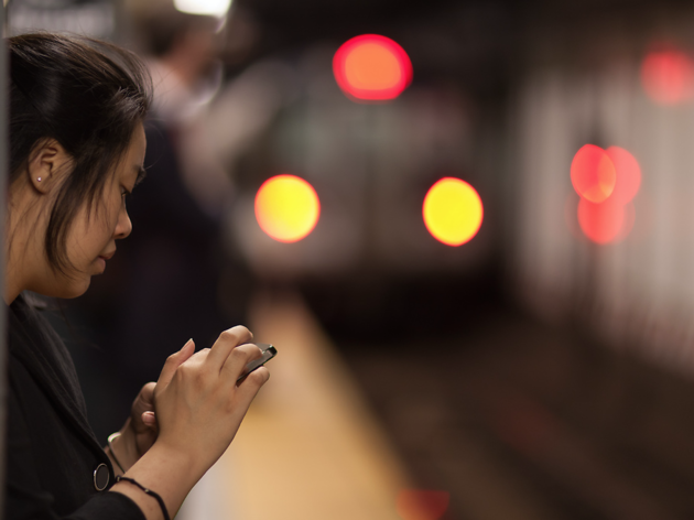 Every subway station in the city will have cell service by Monday