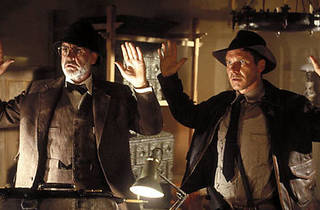 Raiders of the Lost Arc / Indiana Jones and the Last Crusade (Double Feature)