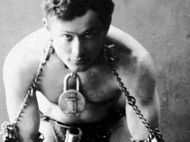 A Regular Little Houdini