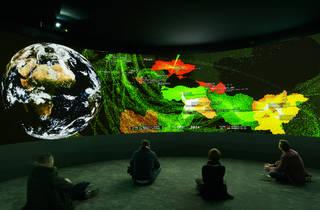 EXIT 2017 UNSW Galleries for Sydney Festival installation view 2014 courtesy Fondation Cartier pour l'art contemporain photographer credit Luc Boegly