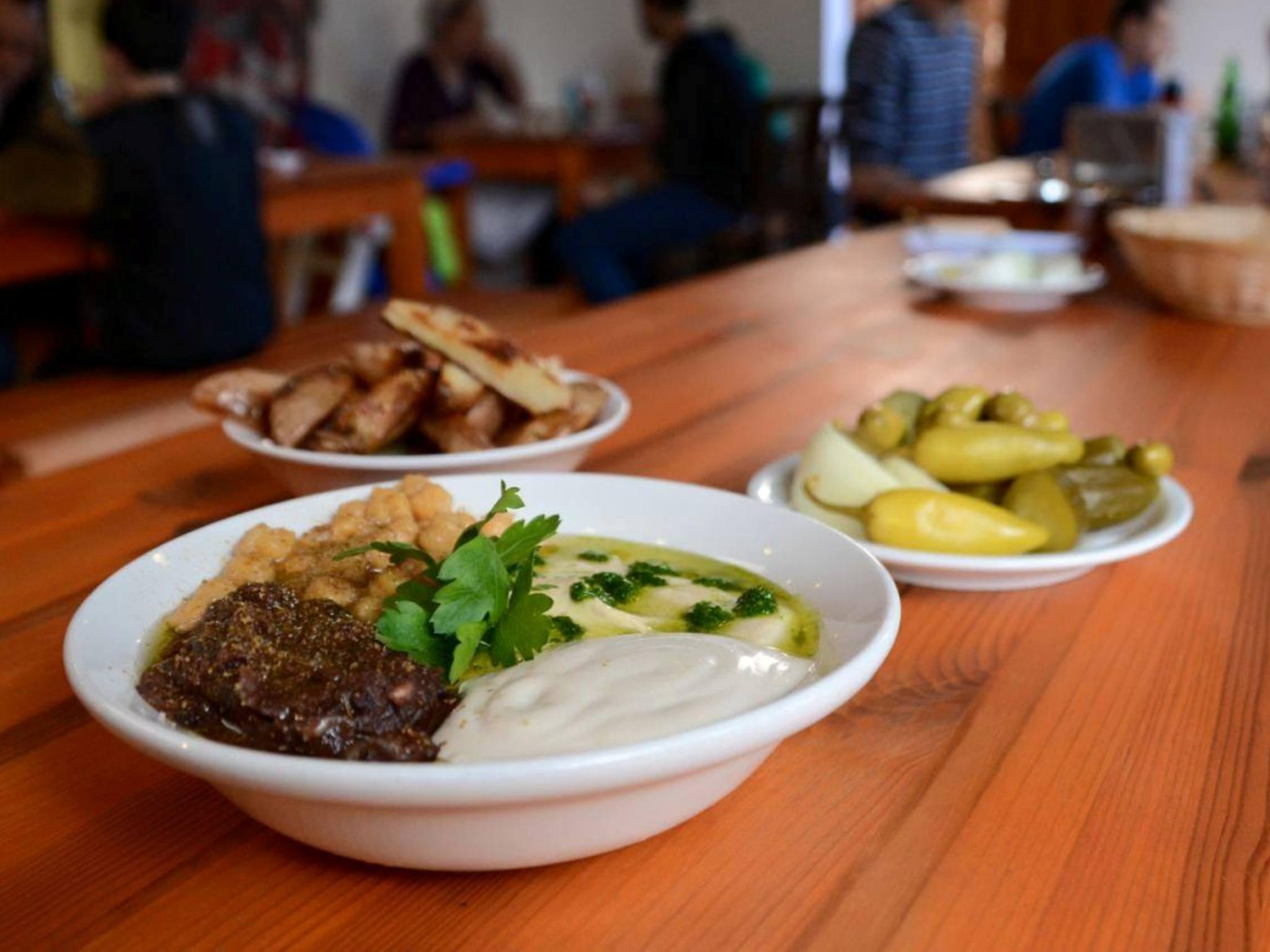 Hummus Bardicef