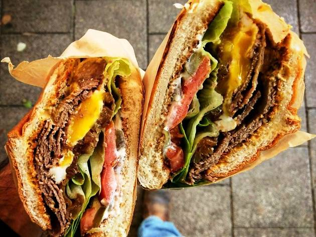 Savta Sandwiches