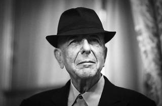 Pájaro en el alambre. Homenaje a Leonard Cohen