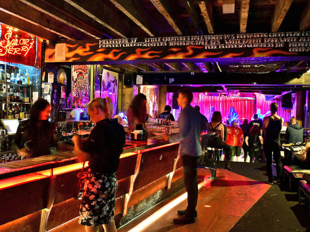 Beloved live music venue Cherry Bar is moving out of ACDC Lane