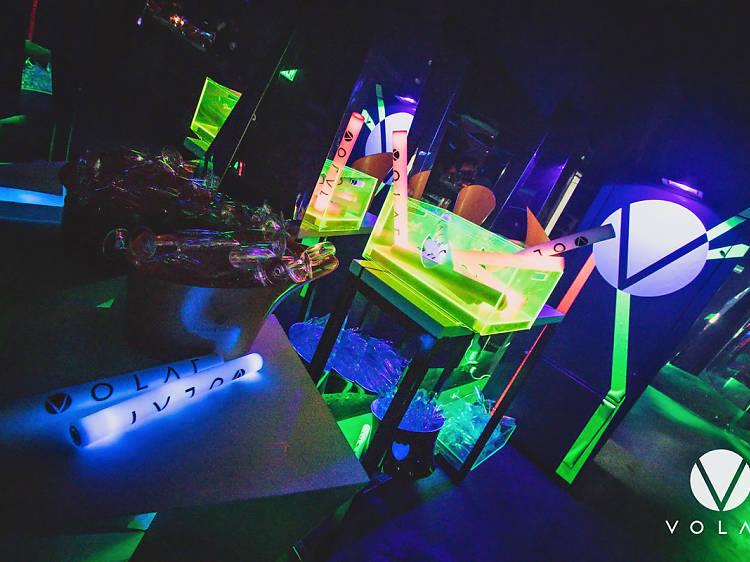 Club nights at Volar (逢星期二)
