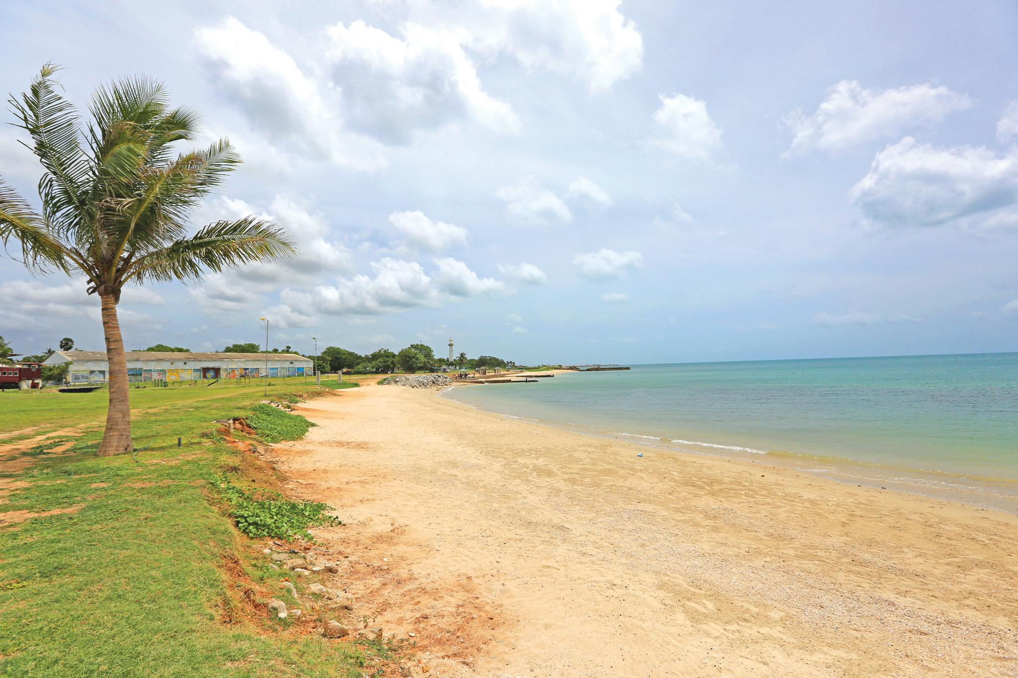 KKS Beach Jaffna