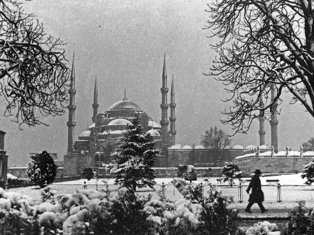 iistanbl kış günlüğü