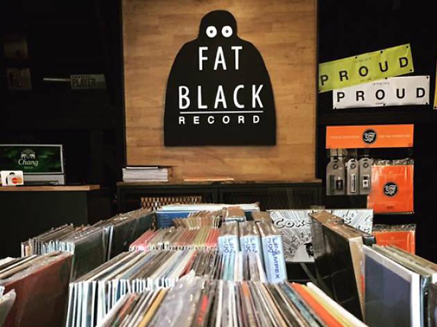 Fatblack Records 01
