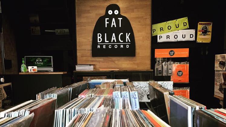 Fatblack Records