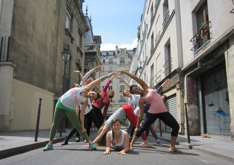 The best fitness classes in Paris