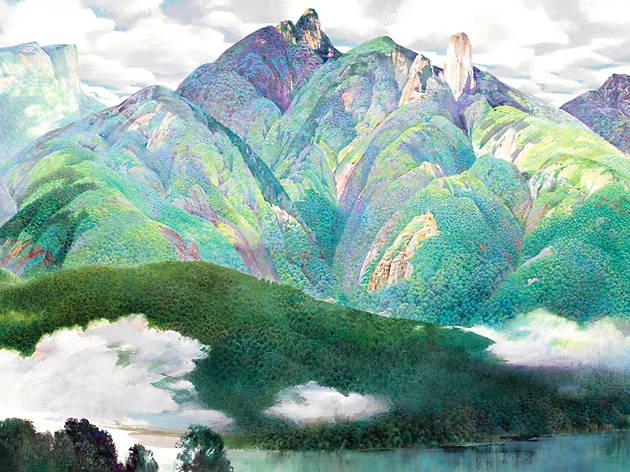 Liu Yong-ming: Eternal Seasons