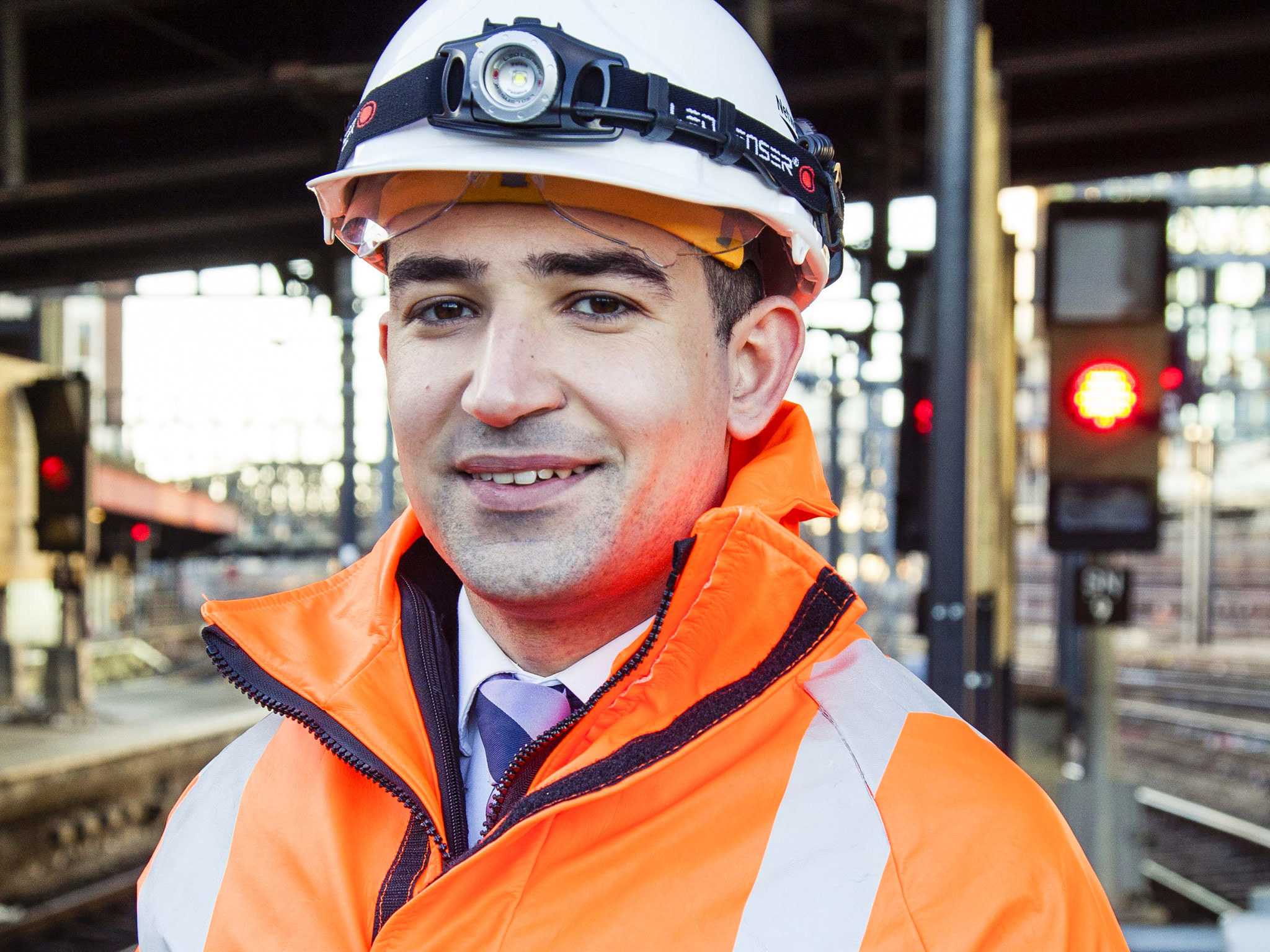 Things you only know if you're a Network Rail engineer