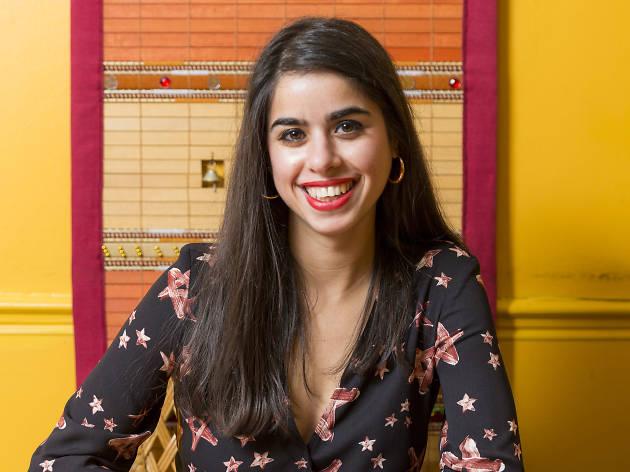 Salma Haidrani on Pakistani London