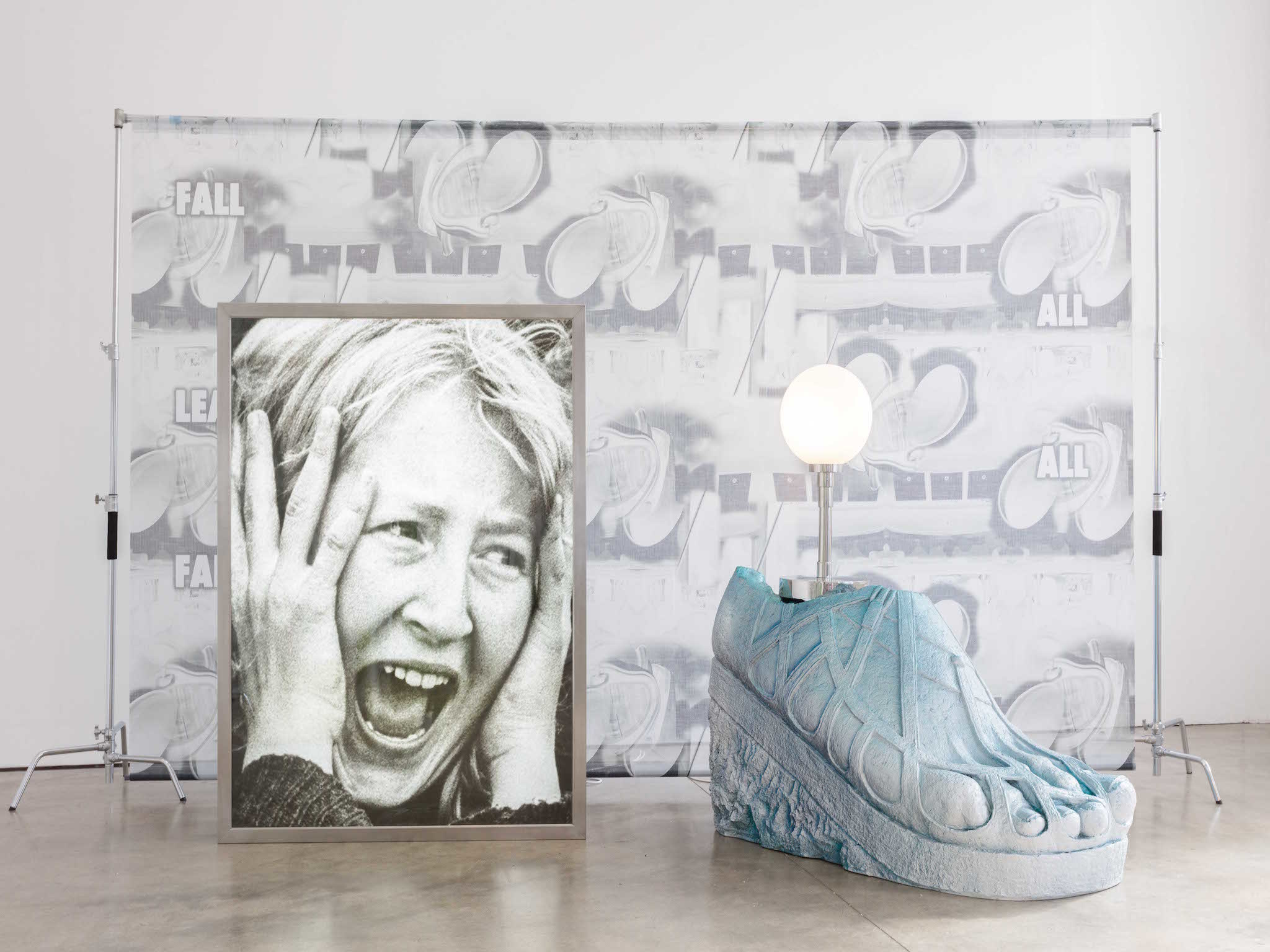 Guan Xiao: Flattened Metal, in association with K11 Art Foundation
