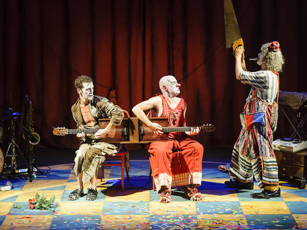 Teatre a Girona
