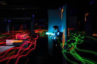 Siam Laser Games