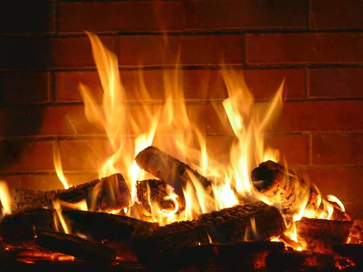 Les meilleurs bars et restaurants avec feu de cheminée