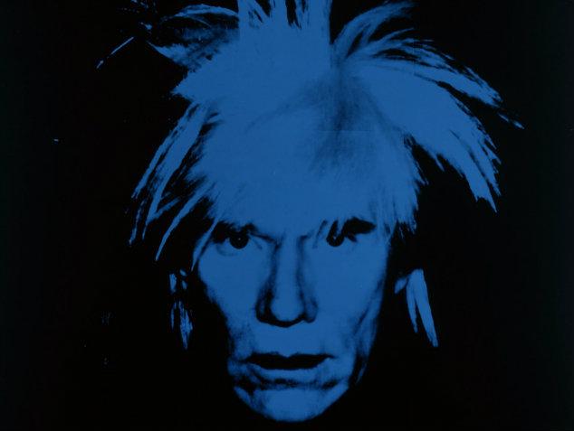 Andy Warhol portarretratos